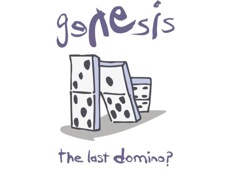 """Genesis – """"The Last Domino?"""" (Virgin)"""