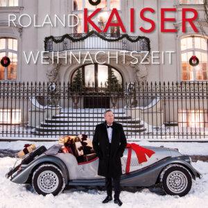 """Roland Kaiser - """"Weihnachtszeit"""" (RCA Local/Sony Music)"""