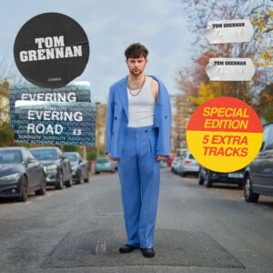 """Tom Grennan - """"Evering Road (Special Edition)"""" (Insanity Records/Sony Music)"""