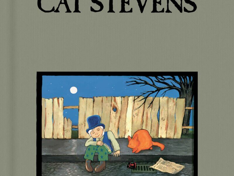 """Yusuf / Cat Stevens – """"Teaser and the Firecat"""" (50th Anniversary Edition)"""