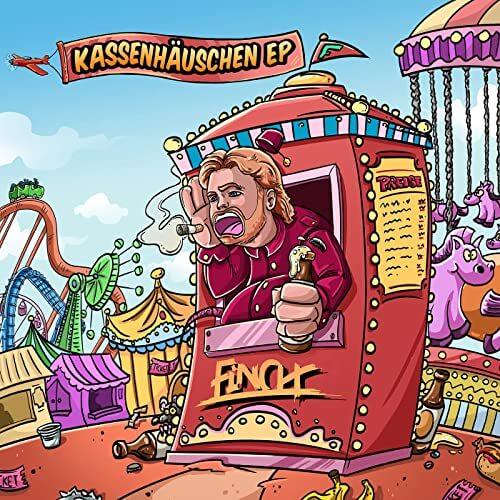"""FiNCH – """"Kassenhäuschen (EP)"""" (+ offizielles Video zu """"Kleine Teile"""")"""