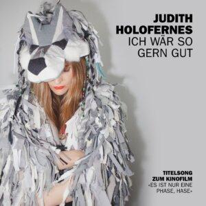 """Judith Holofernes - """"Ich Wär So Gern Gut"""" (DÄRÄNGDÄNGDÄNG RECORDS)"""