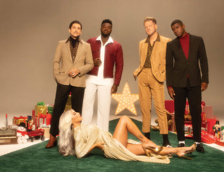 "Pentatonix – ""Evergreen"" (RCA Records/Sony Music)"