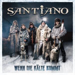 """Santiano - """"Wenn Die Kälte Kommt"""" (Electrola/Universal Music)"""